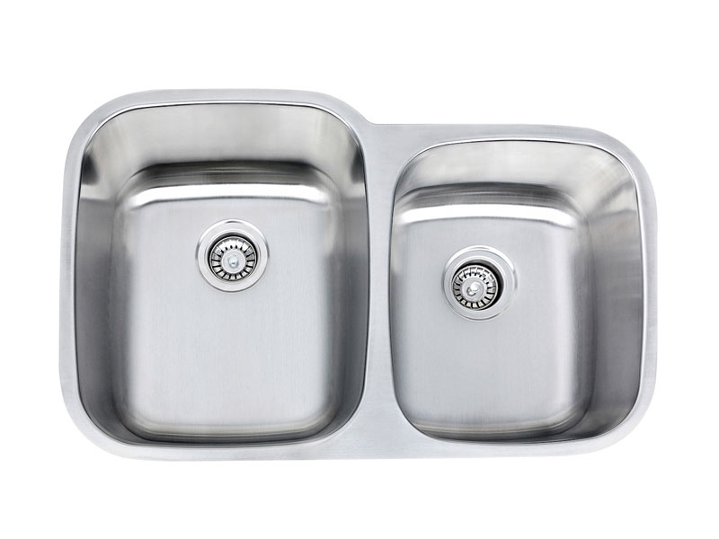 503 Stainless Steel Sinks Undermount Double Bowl